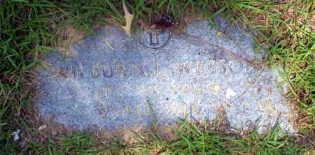 WESSON  (VETERAN WWII), WILBURN - Nevada County, Arkansas | WILBURN WESSON  (VETERAN WWII) - Arkansas Gravestone Photos