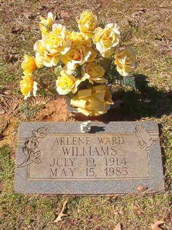 WILLIAMS, ARLENE - Nevada County, Arkansas | ARLENE WILLIAMS - Arkansas Gravestone Photos