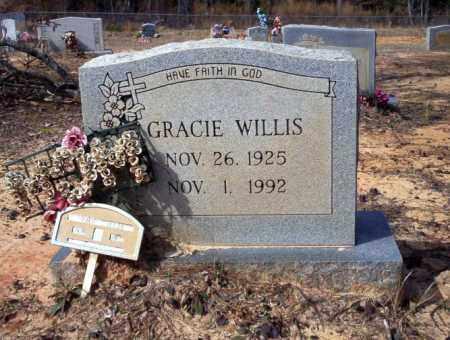 WILLIS, GRACIE - Nevada County, Arkansas   GRACIE WILLIS - Arkansas Gravestone Photos