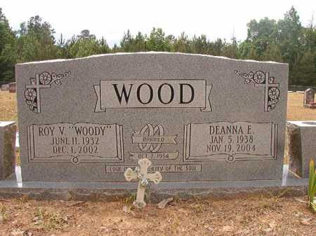 WOOD, DEANNA E - Nevada County, Arkansas | DEANNA E WOOD - Arkansas Gravestone Photos