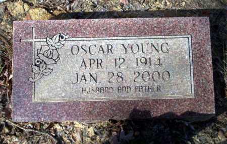 YOUNG, OSCAR - Nevada County, Arkansas | OSCAR YOUNG - Arkansas Gravestone Photos