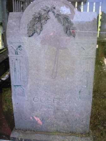 AGEE, GUFFREY - Newton County, Arkansas   GUFFREY AGEE - Arkansas Gravestone Photos