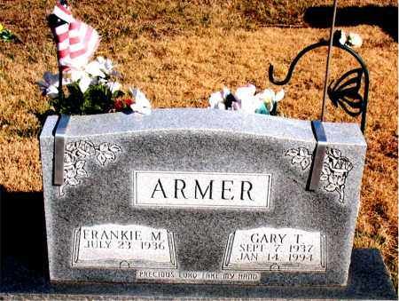 ARMER, GARY T. - Newton County, Arkansas | GARY T. ARMER - Arkansas Gravestone Photos