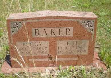 BAKER, E. H. - Newton County, Arkansas | E. H. BAKER - Arkansas Gravestone Photos