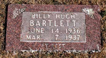 BARTLETT, BILLY HUGH - Newton County, Arkansas | BILLY HUGH BARTLETT - Arkansas Gravestone Photos