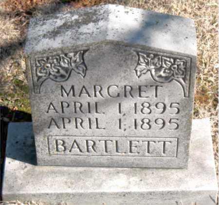 BARTLETT, MARGRET - Newton County, Arkansas   MARGRET BARTLETT - Arkansas Gravestone Photos