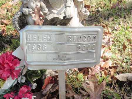 BAUCOM, HELEN - Newton County, Arkansas | HELEN BAUCOM - Arkansas Gravestone Photos