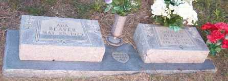 BEAVER, GROVER L. - Newton County, Arkansas | GROVER L. BEAVER - Arkansas Gravestone Photos