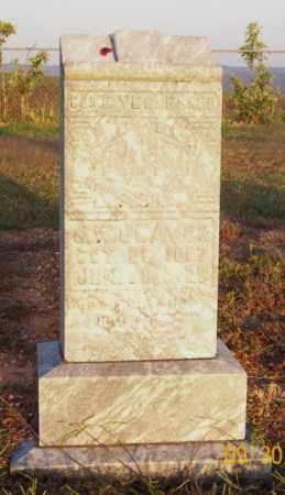 BEAVER, G. W. - Newton County, Arkansas | G. W. BEAVER - Arkansas Gravestone Photos