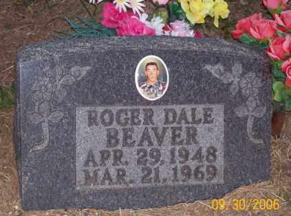 BEAVER, ROGER DALE - Newton County, Arkansas | ROGER DALE BEAVER - Arkansas Gravestone Photos
