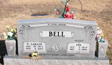 BELL, T. CARLOS - Newton County, Arkansas | T. CARLOS BELL - Arkansas Gravestone Photos