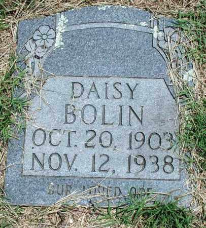 BOLIN, DAISY (2) - Newton County, Arkansas   DAISY (2) BOLIN - Arkansas Gravestone Photos