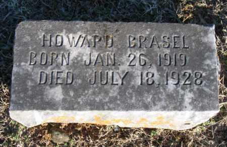 BRASEL, HOWARD - Newton County, Arkansas | HOWARD BRASEL - Arkansas Gravestone Photos