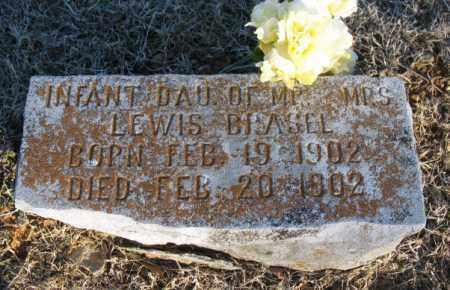 BRASEL, INFANT DAUGHTER - Newton County, Arkansas | INFANT DAUGHTER BRASEL - Arkansas Gravestone Photos