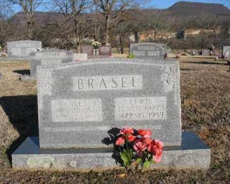 BRASEL, LEWIS - Newton County, Arkansas | LEWIS BRASEL - Arkansas Gravestone Photos