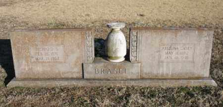 CASEY BRASEL, ARIZONA MABEL - Newton County, Arkansas | ARIZONA MABEL CASEY BRASEL - Arkansas Gravestone Photos