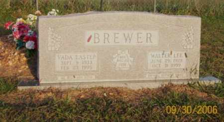 EASTEP BREWER, VADA - Newton County, Arkansas | VADA EASTEP BREWER - Arkansas Gravestone Photos