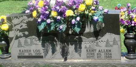 BRUCE, KENT ALLEN - Newton County, Arkansas   KENT ALLEN BRUCE - Arkansas Gravestone Photos