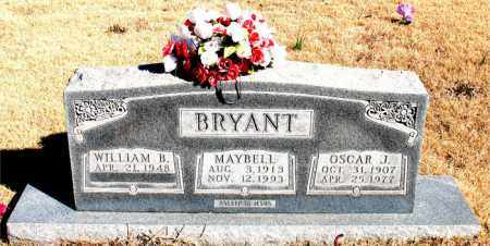 BRYANT, MAYBELL - Newton County, Arkansas | MAYBELL BRYANT - Arkansas Gravestone Photos