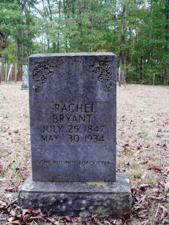 LICKLITTER BRYANT, RACHEL - Newton County, Arkansas | RACHEL LICKLITTER BRYANT - Arkansas Gravestone Photos
