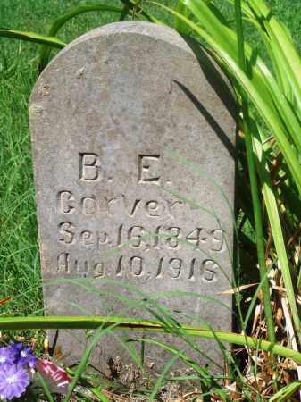 CARVER, B E - Newton County, Arkansas   B E CARVER - Arkansas Gravestone Photos