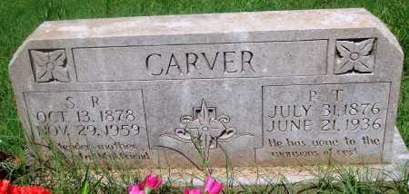 "CARVER, PEMBROOKE T ""TEN"" - Newton County, Arkansas | PEMBROOKE T ""TEN"" CARVER - Arkansas Gravestone Photos"