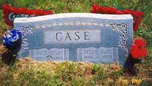 CASE, BETTY JANE - Newton County, Arkansas | BETTY JANE CASE - Arkansas Gravestone Photos