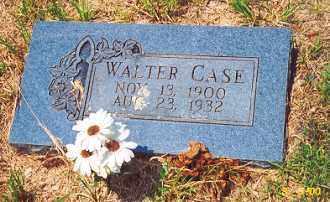 CASE, WALTER - Newton County, Arkansas   WALTER CASE - Arkansas Gravestone Photos