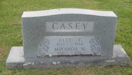 BROOKS CASEY, MIRANDA MARGARET - Newton County, Arkansas | MIRANDA MARGARET BROOKS CASEY - Arkansas Gravestone Photos