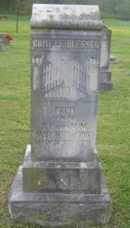 CASEY, FRED - Newton County, Arkansas   FRED CASEY - Arkansas Gravestone Photos
