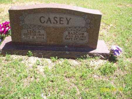 "HARRIS CASEY, LEOLA A. ""TOOTSIE"" - Newton County, Arkansas | LEOLA A. ""TOOTSIE"" HARRIS CASEY - Arkansas Gravestone Photos"