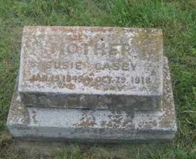 CASEY (2), SUSIE - Newton County, Arkansas   SUSIE CASEY (2) - Arkansas Gravestone Photos