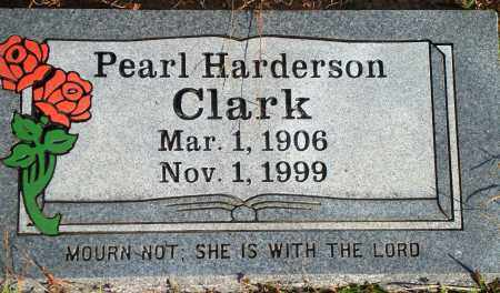 CLARK, PEARL - Newton County, Arkansas | PEARL CLARK - Arkansas Gravestone Photos