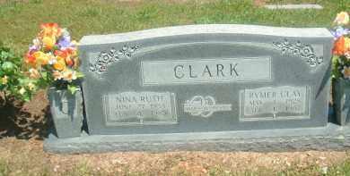 CLARK, NINA RUTH - Newton County, Arkansas | NINA RUTH CLARK - Arkansas Gravestone Photos