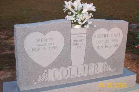 COLLIER, ROBERT EARL - Newton County, Arkansas   ROBERT EARL COLLIER - Arkansas Gravestone Photos