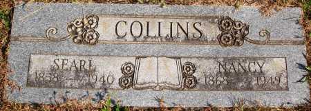 COLLINS, NANCY - Newton County, Arkansas   NANCY COLLINS - Arkansas Gravestone Photos
