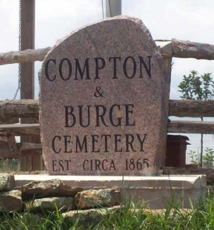 *COMPTON (AKA COMPTON BURGE) C,  - Newton County, Arkansas    *COMPTON (AKA COMPTON BURGE) C - Arkansas Gravestone Photos