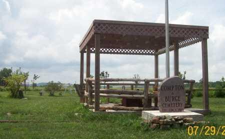 *COMPTON CEMETERY VIEW,  - Newton County, Arkansas |  *COMPTON CEMETERY VIEW - Arkansas Gravestone Photos