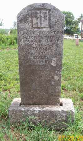 COMPTON, REV, J. T. - Newton County, Arkansas | J. T. COMPTON, REV - Arkansas Gravestone Photos