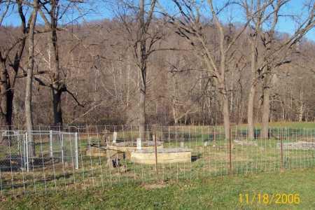 *HOPEWELL CEMETERY VIEW,  - Newton County, Arkansas |  *HOPEWELL CEMETERY VIEW - Arkansas Gravestone Photos