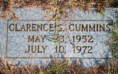 CUMMINS, CLARENCE S. - Newton County, Arkansas | CLARENCE S. CUMMINS - Arkansas Gravestone Photos