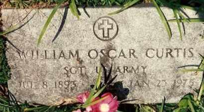 CURTIS (VETERAN), WILLIAM OSCAR - Newton County, Arkansas   WILLIAM OSCAR CURTIS (VETERAN) - Arkansas Gravestone Photos