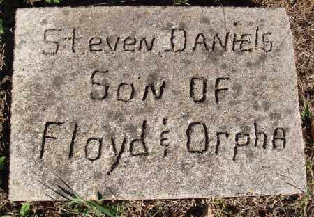 DANIELS, STEVEN GLYNN - Newton County, Arkansas | STEVEN GLYNN DANIELS - Arkansas Gravestone Photos