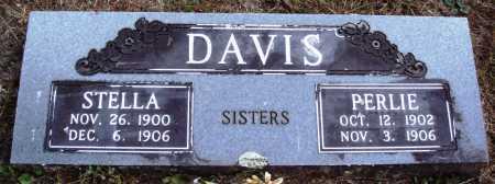 DAVIS, STELLA - Newton County, Arkansas   STELLA DAVIS - Arkansas Gravestone Photos