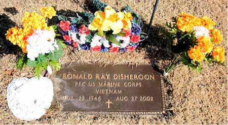 DISHEROON  (VETERAN VIET), RONALD RAY - Newton County, Arkansas | RONALD RAY DISHEROON  (VETERAN VIET) - Arkansas Gravestone Photos