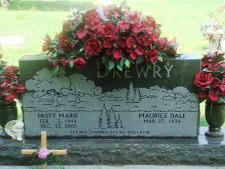 DREWRY, PASTY MARIE - Newton County, Arkansas | PASTY MARIE DREWRY - Arkansas Gravestone Photos