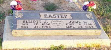 EASTEP, JOSIE E. - Newton County, Arkansas | JOSIE E. EASTEP - Arkansas Gravestone Photos