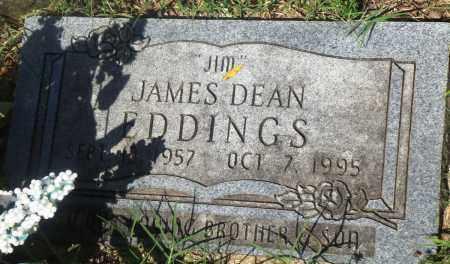"EDDINGS, JAMES DEAN ""JIM"" - Newton County, Arkansas | JAMES DEAN ""JIM"" EDDINGS - Arkansas Gravestone Photos"