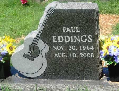 EDDINGS, PAUL - Newton County, Arkansas | PAUL EDDINGS - Arkansas Gravestone Photos