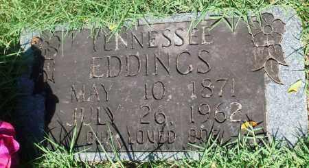 EDDINGS, TENNESSEE - Newton County, Arkansas | TENNESSEE EDDINGS - Arkansas Gravestone Photos